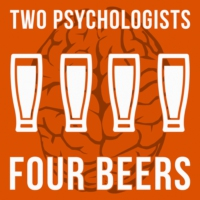 Logo of the podcast Two Psychologists Four Beers