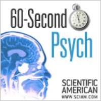 Logo of the podcast 60-Second Psych