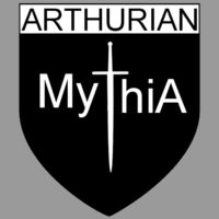 Logo of the podcast Arthurian Mythia