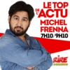 Logo du podcast Michel Frenna - Le top de l'actu de Rire & Chansons