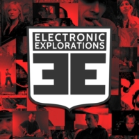 Logo of the podcast Electronic Explorations - Rob Booth