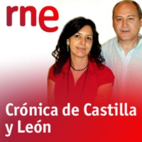 Logo of the podcast Crónica de Castilla y León - 25/01/18