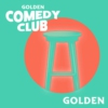 Logo of the podcast Golden Comedy Club