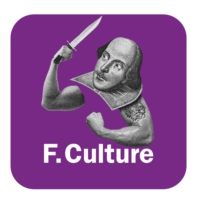 Logo of the podcast France Culture - Looking for William Shakespeare
