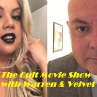 Logo of the podcast The Cult Movie Show