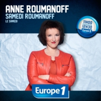 Logo of the podcast La technique Anne Roumanoff