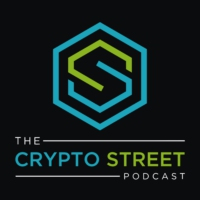 Logo of the podcast The Crypto Street Podcast