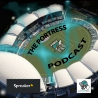 Logo of the podcast The Portress Podcast