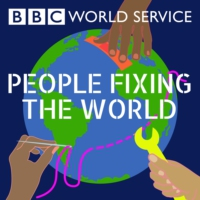 Logo of the podcast People Fixing the World