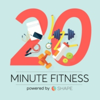 Logo du podcast Meat Vs. Plant: Find Which Is The Best Protein — 20 Minute Fitness #042