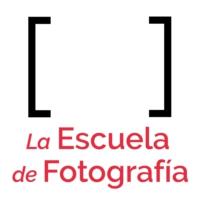 Logo of the podcast La Escuela de Fotografía