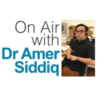 Logo du podcast Dr Amer Siddiq on Mental Health