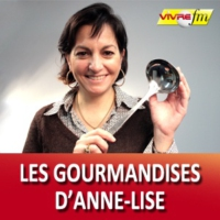 Logo of the podcast Vivre FM - Les Gourmandises d'Anne-Lise