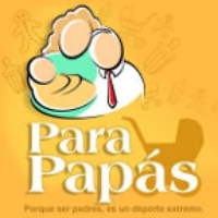 Logo of the podcast Para Papás No.34 - Transtornos alimentic