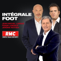 Logo du podcast RMC : 30/07 - Intégrale Foot : France/Angleterre - 22h-22h40