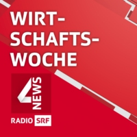 Logo of the podcast SRF 4 News Wirtschaftswoche