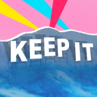 "Logo du podcast ""Keep It!"" Trailer"