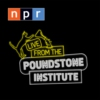 Logo of the podcast Live from the Poundstone Institute