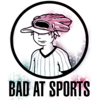 Logo du podcast Bad at Sports 514: Art+ Positive and Iceberg Projects