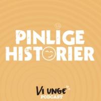 Logo du podcast Pinlige historier