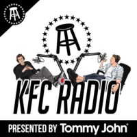 Logo of the podcast KFC Radio