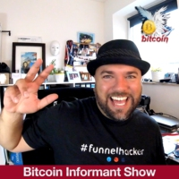 Logo du podcast Bitcoin Informant - Tägliche Bitcoin & Krypto News