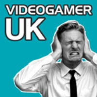 Logo of the podcast VideoGamer UK Podcast