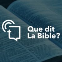 Logo du podcast Que dit la Bible ?