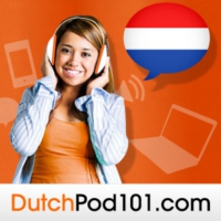 Logo of the podcast 3-Minute Dutch #13 - Who Is It?