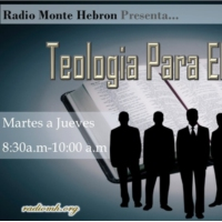 Logo of the podcast TEOLOGIA PARA EL CREYENTE