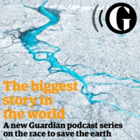 Logo of the podcast The biggest story in the world - The Guardian