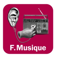 Logo du podcast Carol Robinson (composition), Serge Teyssot-Gay (guitare) et Carl Faia (informatique musicale)