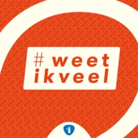 Logo of the podcast #weetikveel Elon Musk