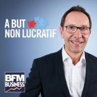 Logo du podcast BFM : 30/10 - A but non lucratif : Leader Santé