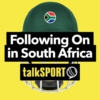Logo of the podcast Following On In South Africa Cricket Podcast