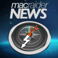 Logo of the podcast macraider NEWS