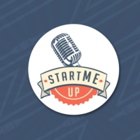 Logo of the podcast Start Me Up - weekly edition
