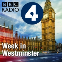 Logo of the podcast Anushka Asthana of the Guardian looks behind the scenes at Westminster