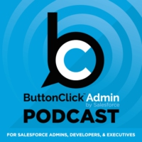 Logo du podcast The Salesforce Admin of the Future with Courtney Buras