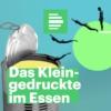 Logo du podcast Das Kleingedruckte im Essen - Deutschlandfunk Nova