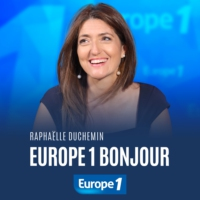 Logo du podcast Europe 1 Bonjour - Nicolas Choley