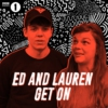 Logo of the podcast Ed and Lauren Get On