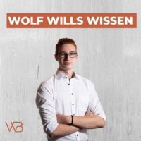 Logo du podcast Wolf wills wissen