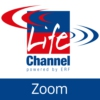 Logo of the podcast Life Channel - Zoom
