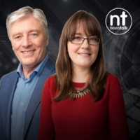 Logo of the podcast Technology on Pat Kenny
