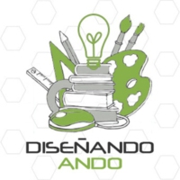 Logo of the podcast DISEÑANDO...ANDO