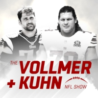 Logo of the podcast The Vollmer and Kuhn Show
