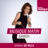 Logo of the podcast Musique matin, samedi