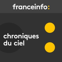 Logo of the podcast Chroniques du ciel. Ryanair en crise
