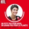 Logo of the podcast Un petit pas pour nous, un grand pas pour la planète